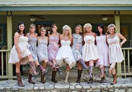 short sweetheart wedding dress with cowboy boots sang maestro Boots To Wedding published december 19, 2014 at 569 × 398 in short wedding dresses with cowboy boots boots to a wedding
