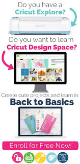 Learn Cricut Design Space How To Use A Cricut Explore Learn How To Use Your Cricut