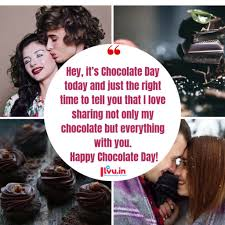 Happy Chocolate Day Quotes Wishes Messages Images 2019