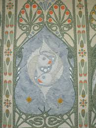 Maygreen Fairies: January 2012 & The Art Nouveau style quilt below, was stunning, such beautiful Art Nouveau  shapes and colours, I really liked this one, being a fan myself of the Art  ... Adamdwight.com