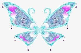 Throughout the story, they discover new transformations, unlock secrets and powers, battle against the darkness and support bloom as she tries to discover her past. Aras Enchantix Wings By Merma Winx Club Fairy Wings Hd Png Download Kindpng