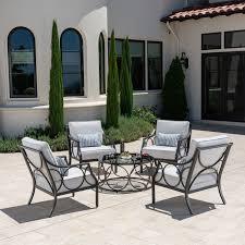 foremost keller 5 piece patio set