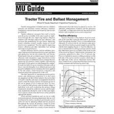 Tire Ballast Chart Tractor Tire And Ballast Management Mu Extension