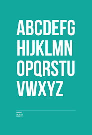 Fonts Posters One Of My Favs And Its Free Typography Poster Fonts Fonts