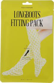 """<b>Kocostar Маска</b>-<b>гольфы для ног</b> """"Сексуальные ножки"""", 1 пара ..."""