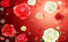 Roses Flowers Wallpapers Rose Flower Wallpapers Rome Fontanacountryinn Com