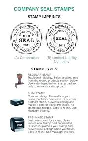 Stamps Template Company Seal Te Stamp Logo Round Guarantee Graphics Circle