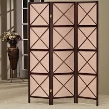 modern folding screen room divider  wood floor installation