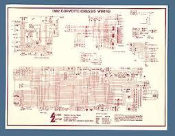 corvette parts corvette accessories keen parts restoration wiring diagram part 490242 1981 1981