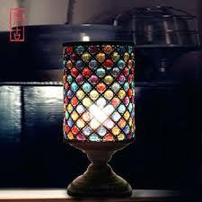 fabulous mosaic lamps lamp turkish mosaic lamps canada