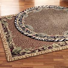 animal print area rugs. Home Interior: Limited Safari Rugs Collage Animal Print Border Area From