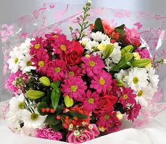See the best & latest mothers day flower delivery deals on iscoupon.com. Mothers Day Flowers Delivered Pink White Flower Bouquet Free Uk Next Day Delivery In A 1hr Timslot 7 Days A Week Send A Beautiful Gift Of Fresh Flowers