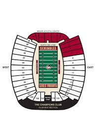 Doak Campbell Seating Chart Fsu Football Stadium Seating Related Keywords Suggestions