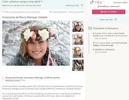 Couronnes De Fleurs Pour Jolis Mariages En Vente Sur A Little