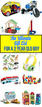 The Best Gift list for a 2 year old Boy! Ultimate List Boy \u2022 Pinning Mama