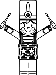 Small Picture Nutcracker Coloring Pages Wecoloringpage