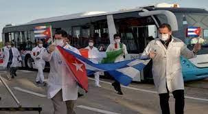 Instan a conceder Nobel de la Paz a médicos cubanos en Gambia | Noticias |  teleSUR