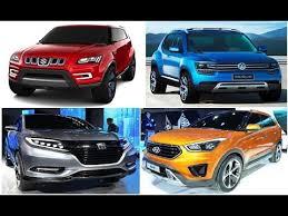 new car release 2016 indiaLatest New Upcoming Compact SUVs Cars Coming to India in 2016