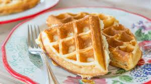 Light N Crispy Waffles My Favorite Crispy Waffles Recipe Breakfast And Brunch Food