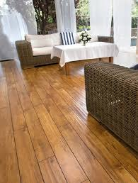 rustic maple frontier distressed collection in laminate flooring