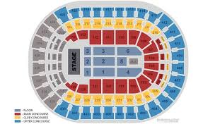 Capital One Seating Chart Capital One Arena Parking Official Parking Partner Of The