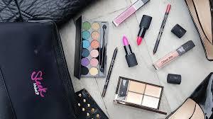 an on sleek makeup swatch fest