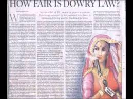 dowry system in