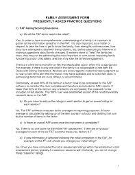 Social Work Assessment Form Social Work Assessment Examples Best S Of Social Work Assessment 14
