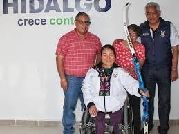 Dulce Lucero lamenta el paro de eventos, pero insiste en Tokio   Hidalgo  Sport