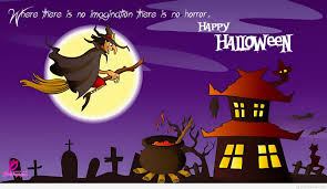 Trick Or Treat Funny Quotes Best funny Halloween quotes cards wallpapers 6