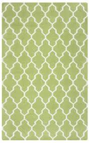 rizzy rugs green trellis lattice swirls contemporary area rug geometric sg2100