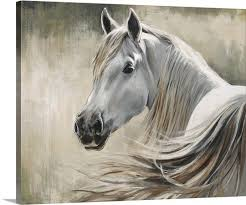 featured image of horses canvas wall art on shadow rider horse canvas wall art with 15 inspirations horses canvas wall art wall art ideas