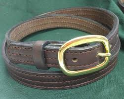 please note custom belts are made to order please allow 5 7 business