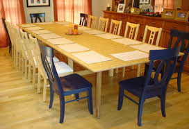 table extension pad seating for 16