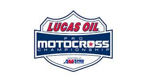 lucas oil pro motocross logo