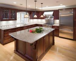 Unique Dark Cabinets With Light Floors Kitchen Traditional Www