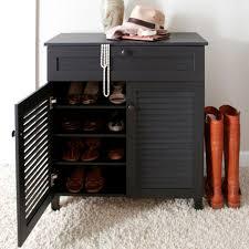 baxton studio calvin wood shoe storage cabinet in dark brown espresso