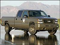 General Motors Makes Fuel Cell Pickup Truck for U.S. Military | Car ...
