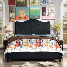 turin upholstered panel bed. Simple Bed Turin Upholstered Platform Bed Throughout Panel C