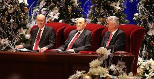 2017 First Presidency's Christmas Devotional - Church News and Events