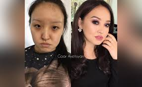 goar avetisyan interesting asian makeup before and after videos you