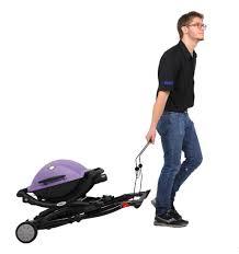Weber Q Rolling Cart