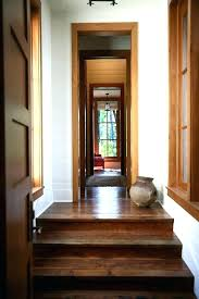 white interior doors with stained wood trim. Perfect Doors Wood Trim White Doors Door Laudable Wooden  Hall Rustic With Panel Grain Wall Panels Front  On Interior Stained
