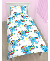 my little pony bedding set my little pony rainbow dash single duvet cover and pillowcase set my little pony comforter set queen