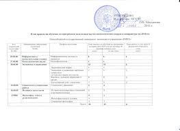 Правила приема План приема на обучение по программам подготовки научно педагогических кадров в аспирантуре на 2014 год