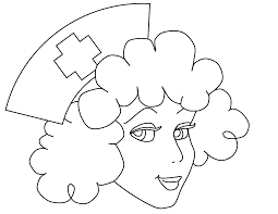 Doctor Nurse Coloring Pages Color Bros