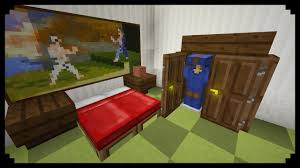 how to make a table in minecraft. Minecraft: How To Make A Closet (Improved Version) Table In Minecraft