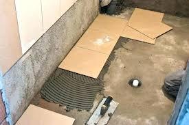 l and stick vinyl tile on concrete medium size of l and stick tile concrete to