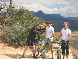 mounn biking for fat loss