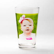 personalized drinking glasses. Plain Drinking Personalized Photo Drinking Glass For Glasses M